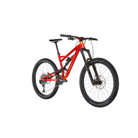 "VOTEC VE Elite - Enduro Fully 27,5"" - red/black"